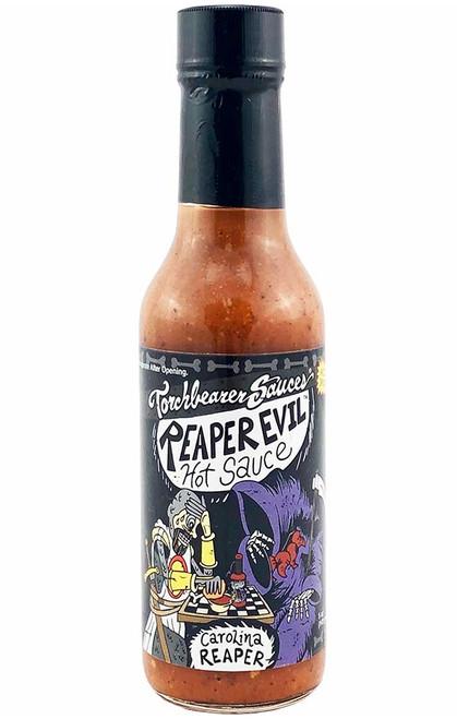 Torchbearer Reaper Evil Hot Sauce, 5oz.