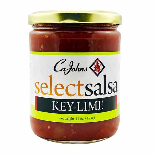 CaJohn's Key Lime Select Salsa, 16oz.