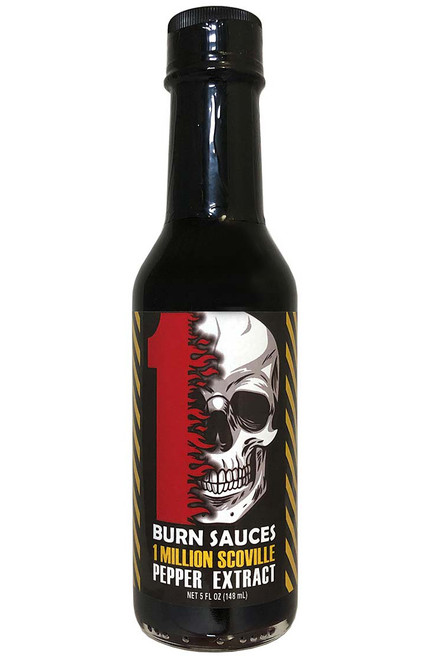 1 Million Scoville Concentrated Pepper Extract, 5oz.