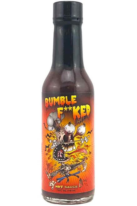 Bumblefoot's Bumblef**ked Hot Sauce, 5oz.