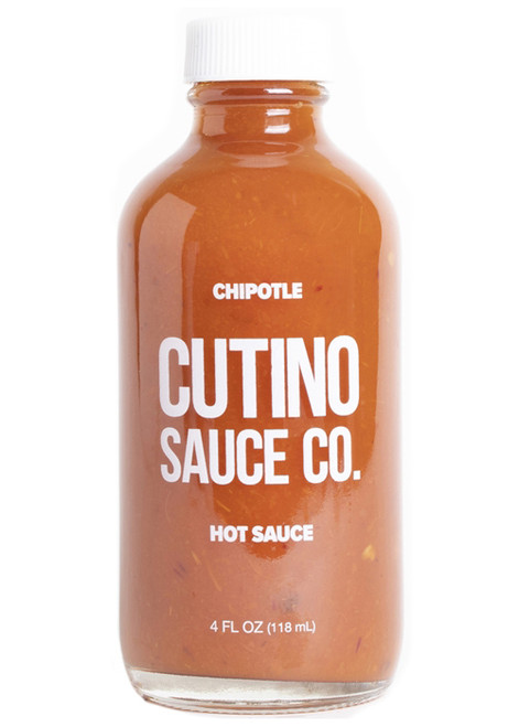 Cutino Chipotle Hot Sauce, 4oz.