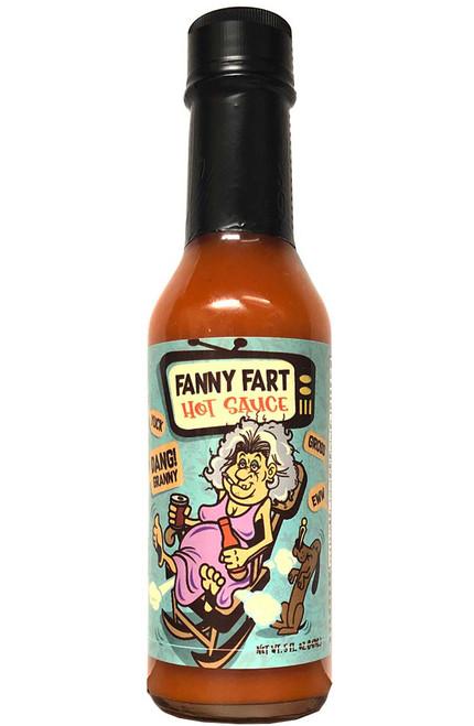 Fanny Fart Hot Sauce, 5oz.