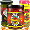Hot Peppers, Hot Pickles and Hot Relish
