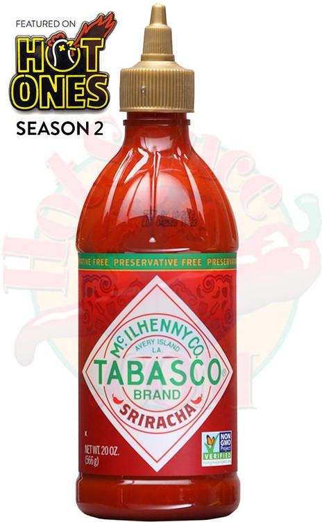 Tabasco Sriracha