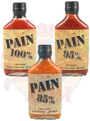 100 pain