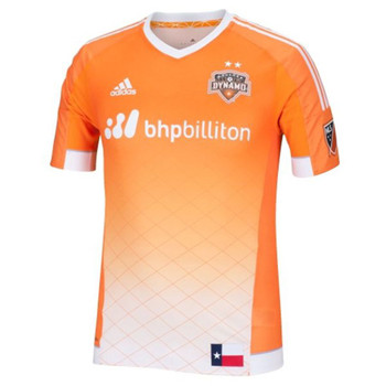 Houston Dynamo 2015/16 Authentic Home Jersey
