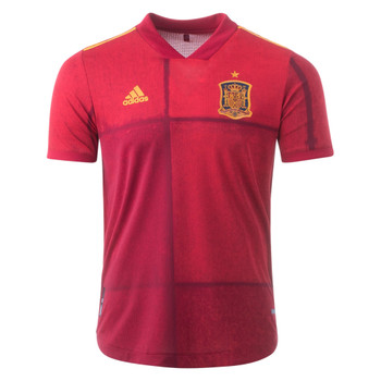 Spain 2020/21 Home Jersey