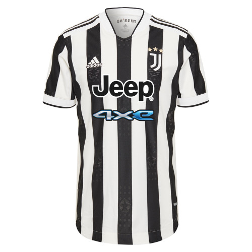 Juventus 2021/22 Authentic Home Jersey