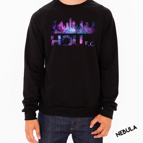 HOU FC Black Long Sleeve