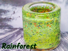 Rainforest - Hand Blown Shot Glass