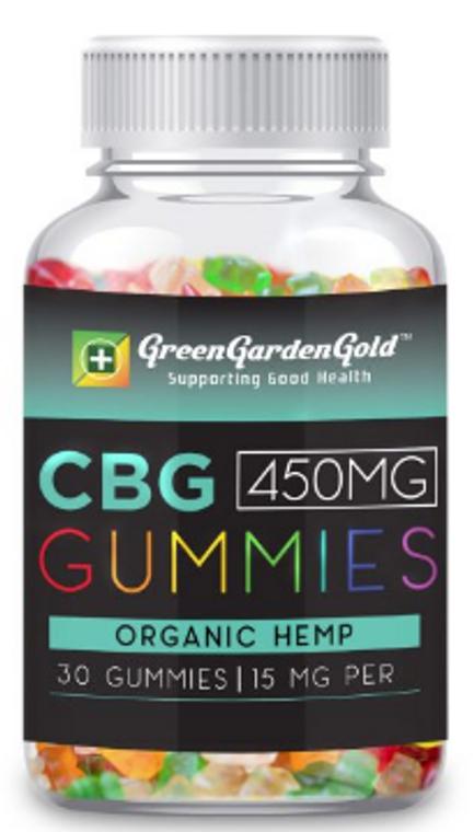 450mg CBG Gummies