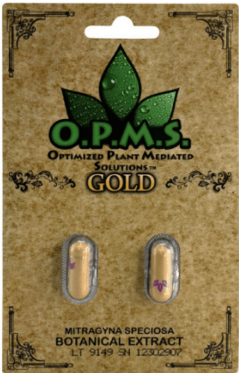 O.P.M.S Gold Extract