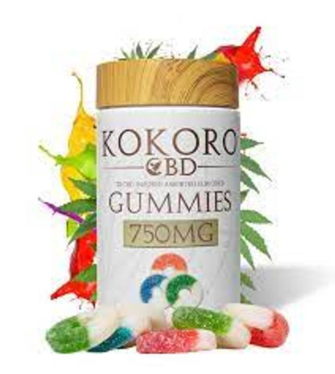 Kokoro CBD Gummies