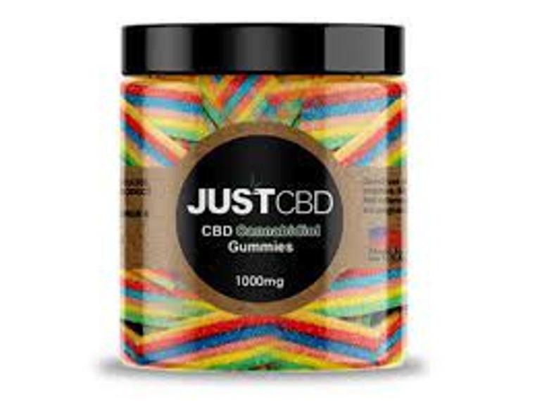 Just CBD Hemp Infused Gummies