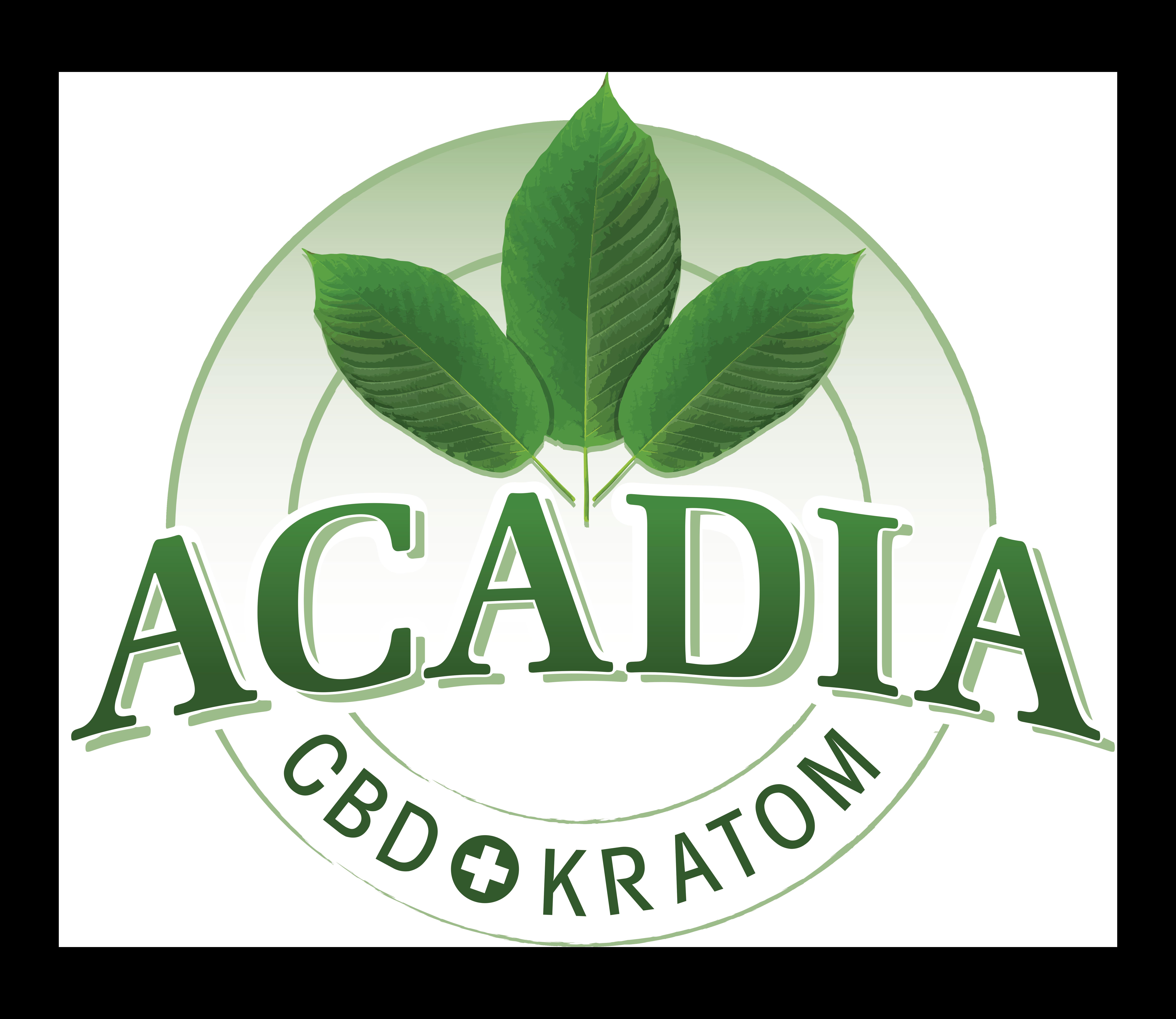 Acadia CBD & Kratom