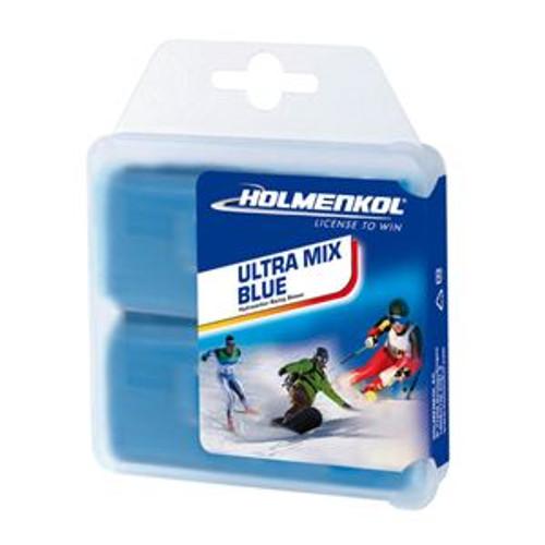 Holmenkol Ultramix Blue 70g Bar