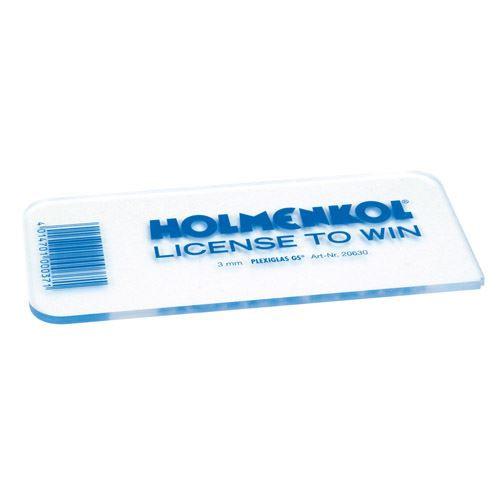 Holmenkol 3mm Plastic Wax Scraper