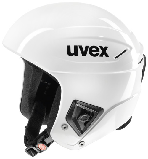 UVEX RACE + FIS Approved HELMET WHITE