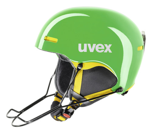 UVEX Helmet 5 Race, Green