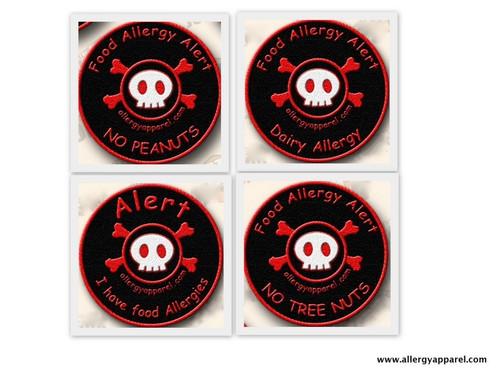 Food Allergy Alert Patch