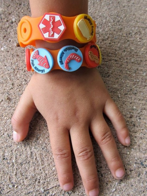 Allerbling Allergy Wristband
