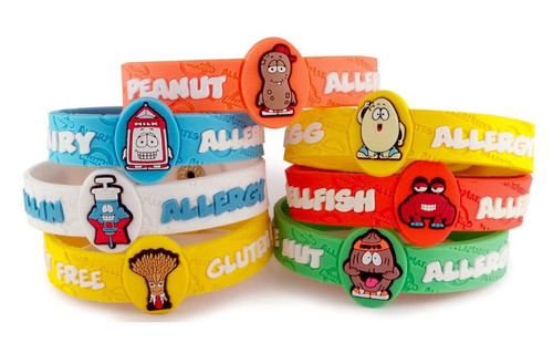 Allermates Wristbands