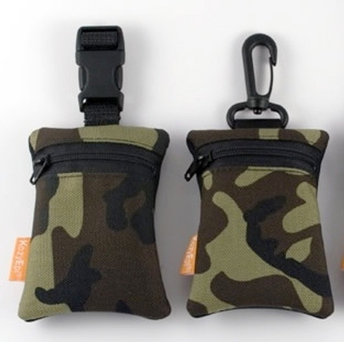 camouflage inhaler carrier