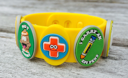 New and Updated Allermates Multi Allergy Bracelet