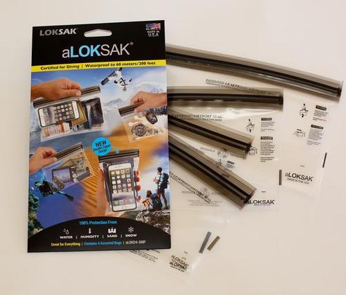 WaterProof LokSak Assortment