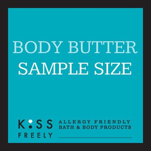 Body Butter Sampler