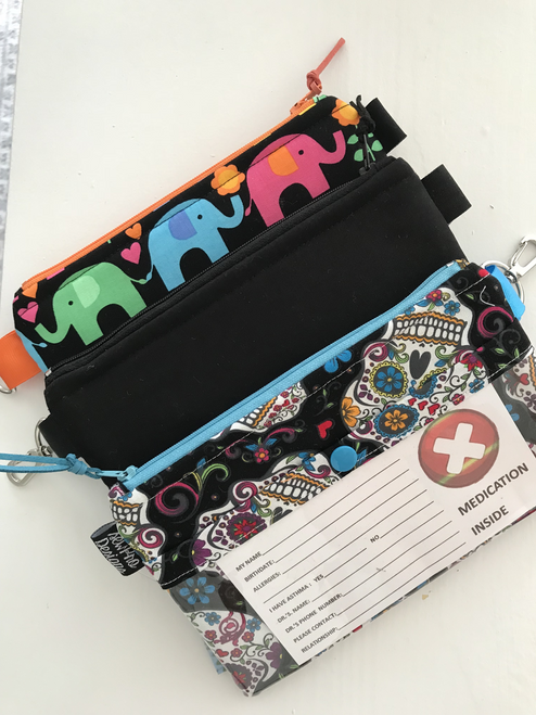 epi pen Pouch  Insulated