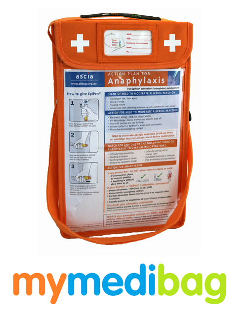 MyMediBag-Insulated A4