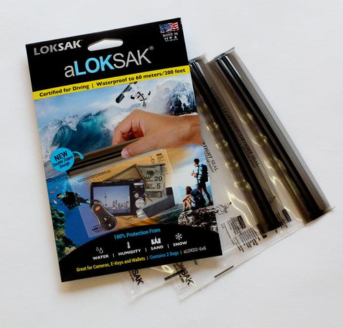 WaterProof LokSak-6x6