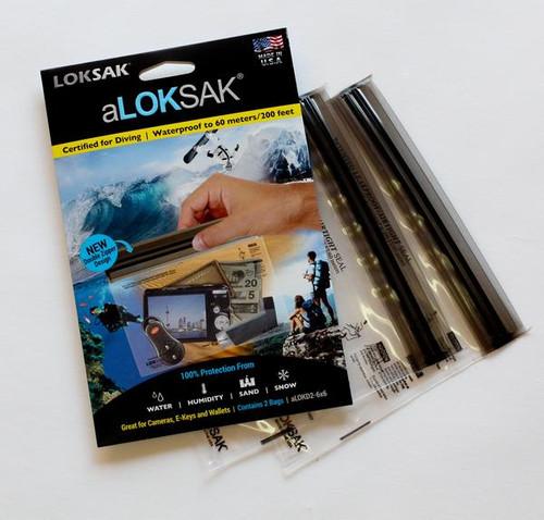 WaterProof LokSak-6x6