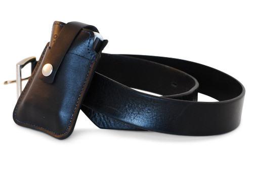 Leather Auvi-Q Holster