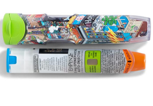 Epipen Skin-NYC