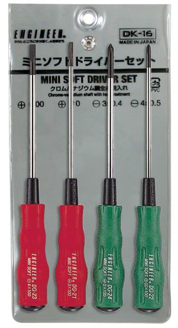DK-16 screwdriver set