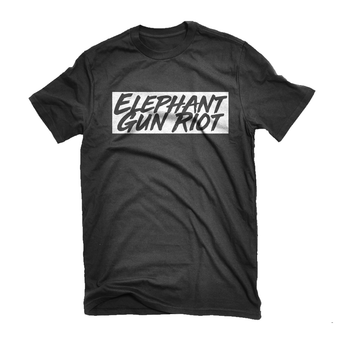 Super Comfortable Band Shirt by Elephant Gun Riot