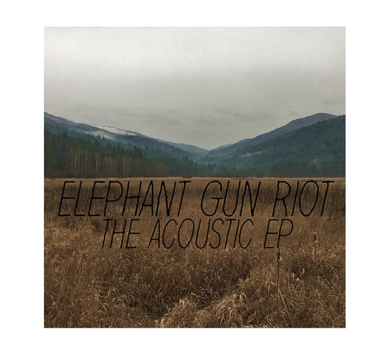 The Acoustic EP (hard copy)
