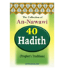 Collection of An-Nawawi 40 Hadith - Mini booklet