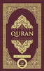 The Clear Quran English Only Hardcover Large Print 23x34.30x3.4cm