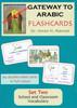 Gateway To Arabic Flashcards Set Two,9780954750947,