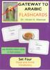Gateway To Arabic Flashcards Set Four,9780956688231,