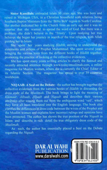 Niqaab A Seal on the Debate