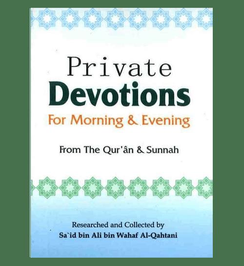 Private Devotions