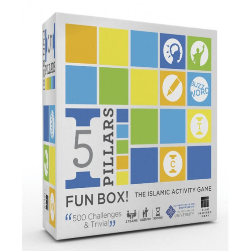 5 Pillar Fun Box (The Islamic Activity Game)
