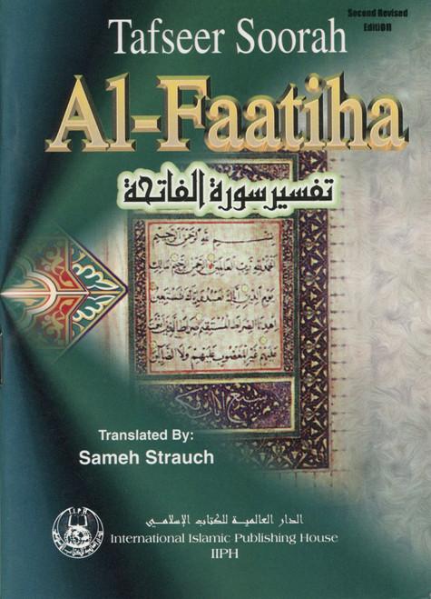 Tafseer Soorah Al Faatiha : Pocket Plus Size