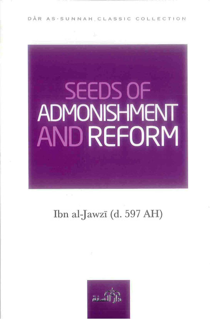 Seeds of Admonishment And Reform