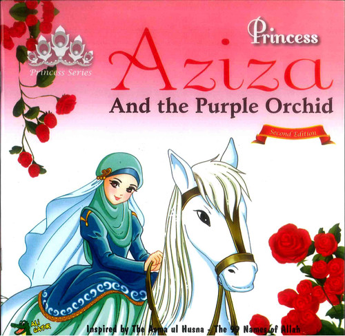 Princess Aziza & The Purple Orchid