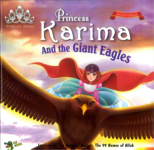 Princess Karima &The Giant Eagles
